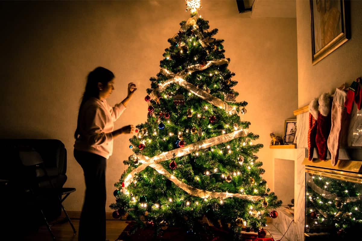 Comment créer un sapin de Noël original ?